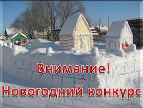 Новогодний конкурс - 2013