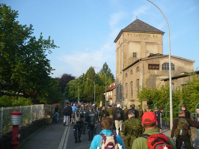 Diekirch, Marche de l'Armée:12, 20, 2x20, 2x40km: 2-3/6/2012 P1170336