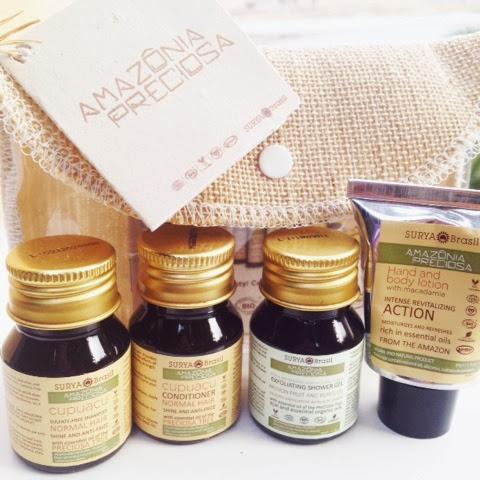 Surya Brasil Amazonia Precious Gift Set
