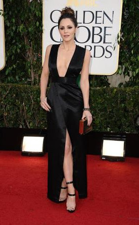 Katharine McPhee - Golden Globe 2013