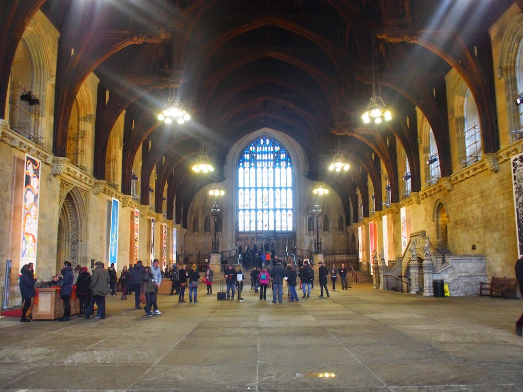 parliament great hall london