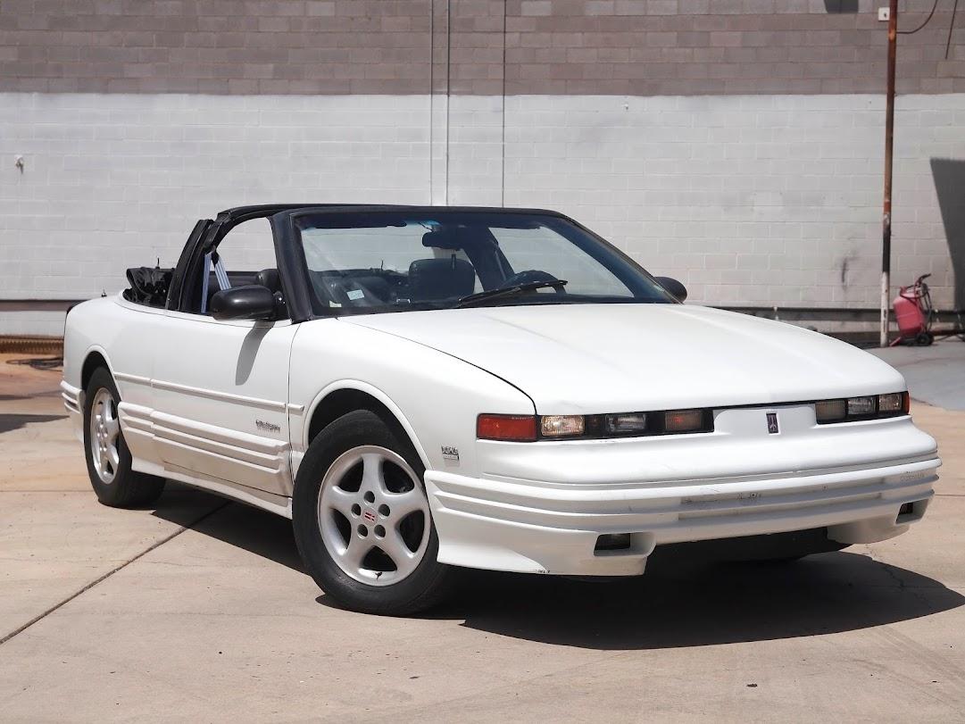 1994 oldsmobile cutlass convertible