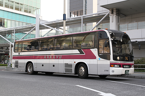 阪急バス「さぬきエクスプレス大阪号」 2780