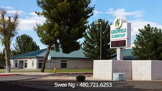 Greenfield Elementary Gilbert AZ 85234