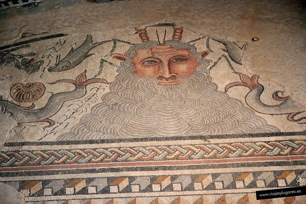 Océano, dios de las aguas