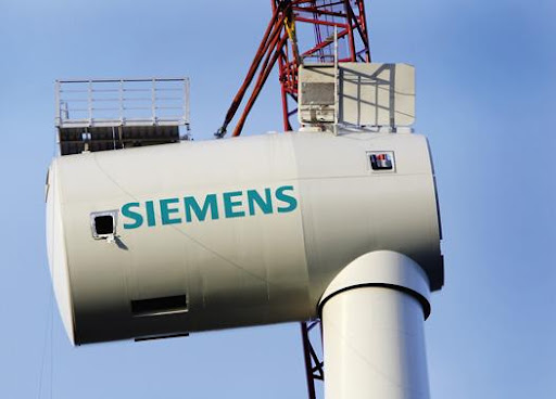 New Siemens Project In California Image