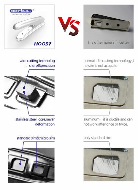 Wts: Noosy Nano Sim Cutter & Noosy Nano Sim Card Adapters