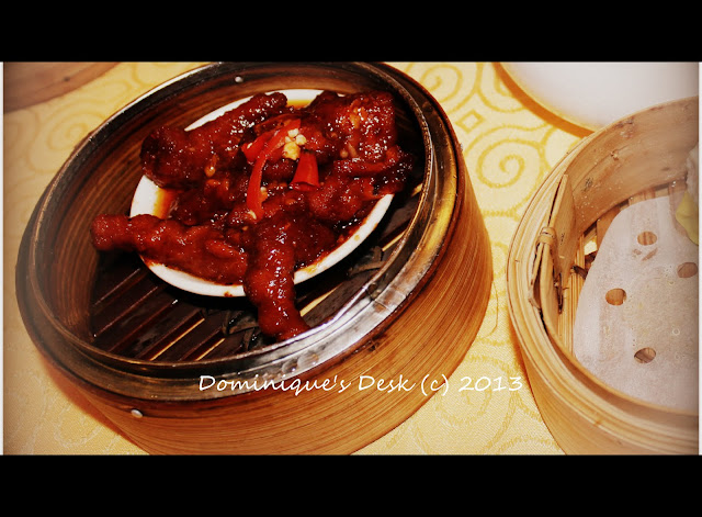 Raddish Cake and Chicken Feet
