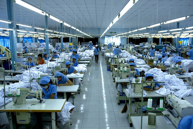 Đơn hàng dệt may cần 7 nữ thực tập sinh làm việc tại Kumamoto Nhật Bản tháng 04/2017