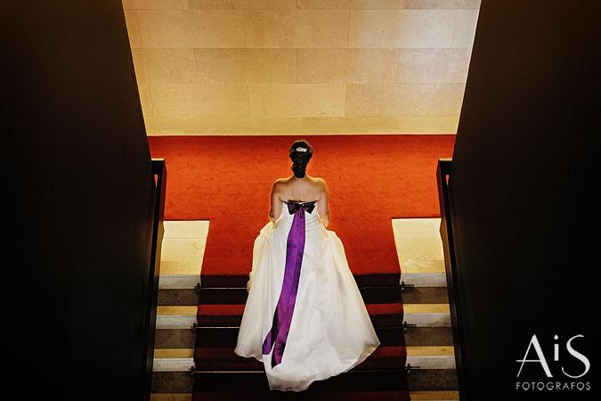 Una boda civil con estilo