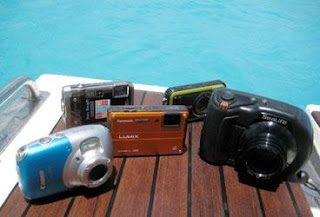 Field Report: Underwater Camera Test