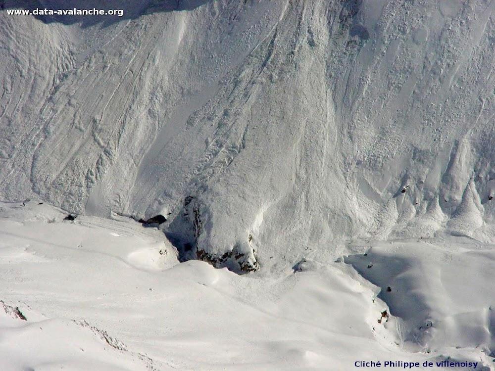 Avalanche Haute Tarentaise, secteur Pointe Nord des Lorès, Pente des Lorès - Photo 1