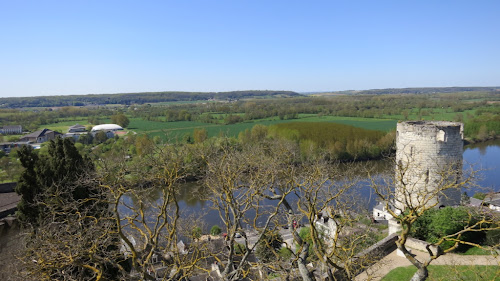 The Vienne and countryside from Chinon