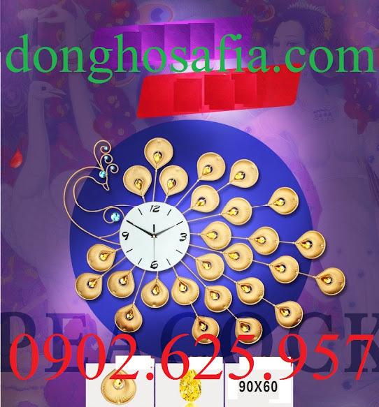 Đồng hồ treo tường JJT JT1508 DTTB006
