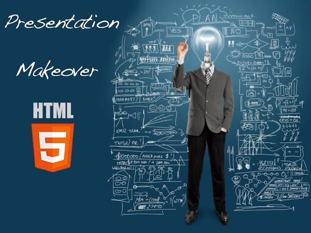 HTML5 Presentation Makeover