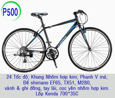 xe dap the thao trinx p500