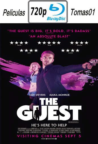 The Guest (2014) BRRip 720p