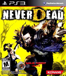 NeverDead PS3 Torrent Download