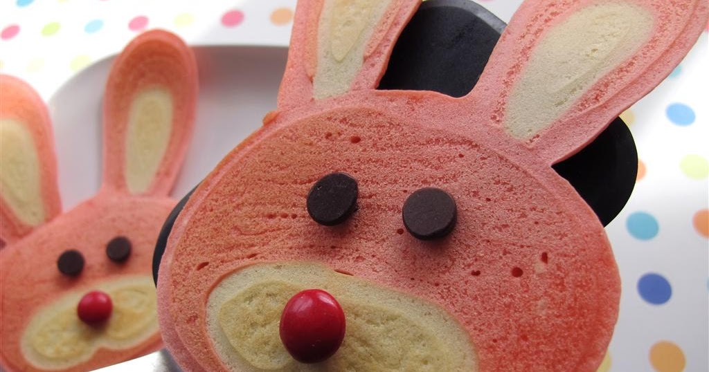 Be Brave, Keep Going How To Make Bunny Pancakes-6213
