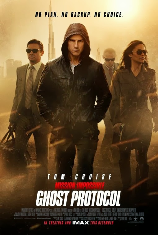 Poster Of Mission Impossible: Ghost Protocol (2011) Full Movie Hindi Dubbed Free Download Watch Online At Alldownloads4u.Com