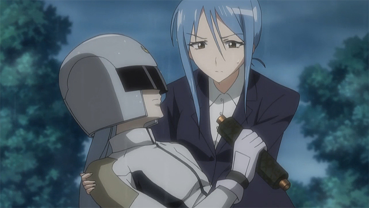Sengoku Otome Date Masamune Battle Girls sci-fi