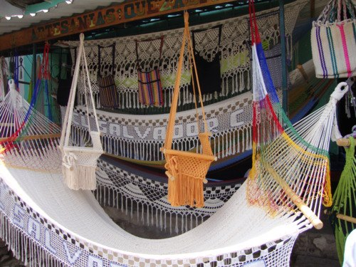 The festival of the hammocks