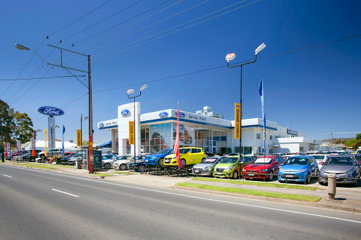 Jarvis Ford Norwood, Ford Dealer, 190 Portrush Rd, Trinity Gardens SA 5068, Reviews
