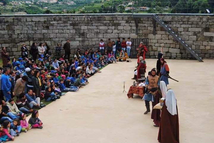 Fotos - Feira Medieval de Lamego - Edição 2014