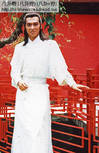 之後拍劇以古裝俱多,其中他在《陸小鳳之鳳舞九天》飾演西門吹雪最為經典。
