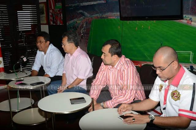 Hari Pertama Coach Baru Kelantan Azrai Khor