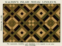 Catalogue of linoleums