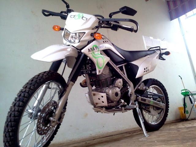 [Serba Serbi] Kawasaki KLX 150S Kaskus [KLXERS] - Part 2