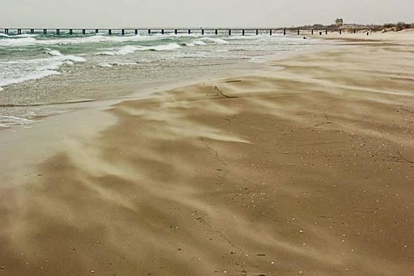 Три стихии. Море, шторм
