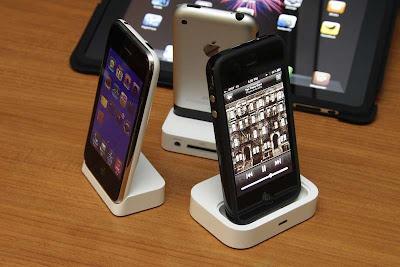 El iPhone 5 no tendrá base dock oficial de Apple