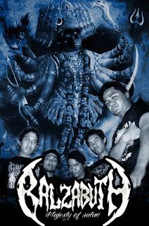 Balzabuth Wallpaper Band Blashpemical Black Metal Bali