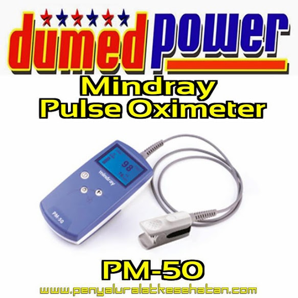 Mindray-Pulse-Oxymeter-PM-50-PM-60-Made-in-China