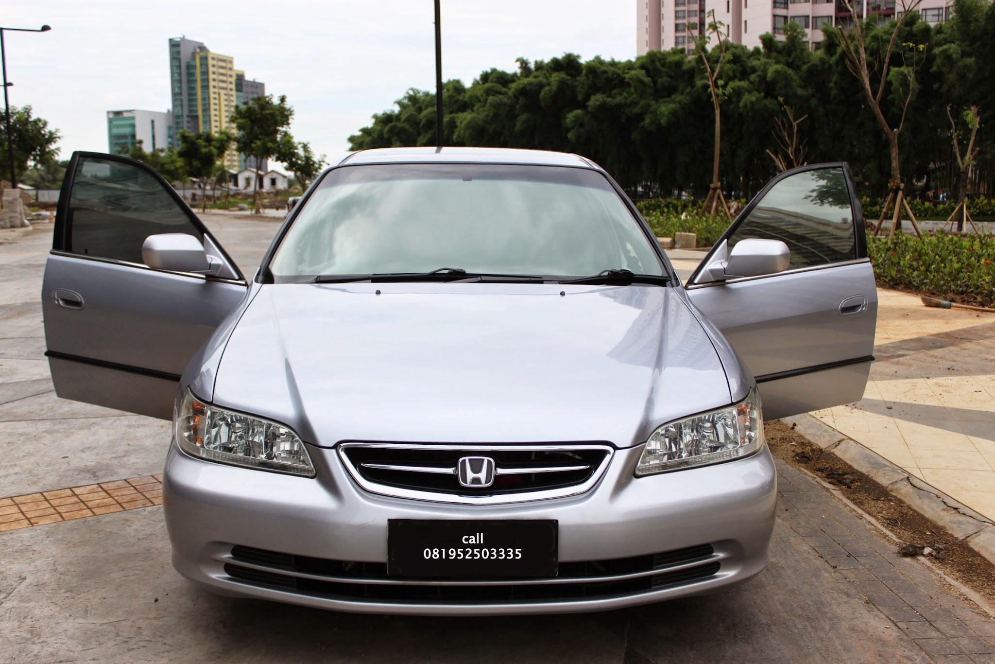 Kelebihan Mobil Honda Accord Perbandingan Harga