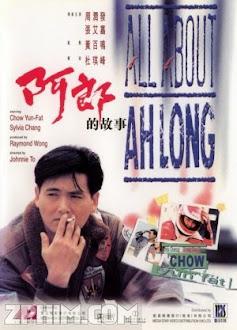 A Lang Đích Cố Sự - All About Ah-Long (1989) Poster