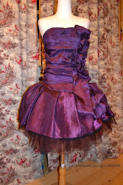 Nina Ricci, L'Elixir, robe de soirée