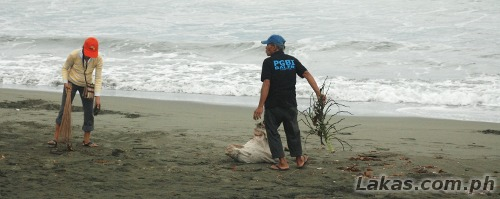 Cleaners of Baler