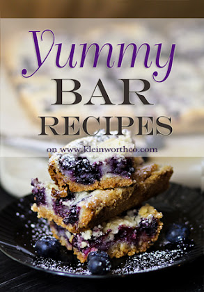 Yummy Bar Recipes