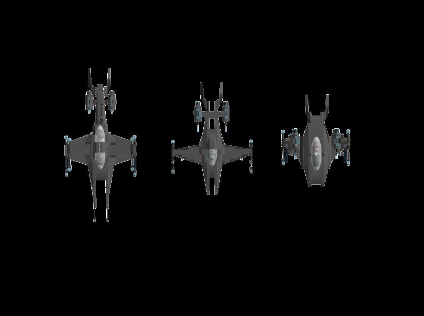 Star Scout B Class Star Fighter LDDScreenShot1717
