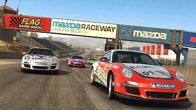 Firemonkeys anuncia el nuevo Real Racing 3