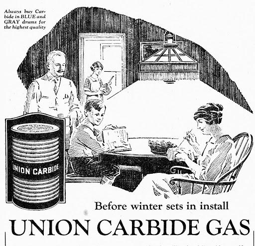 union carbide carbidschieten