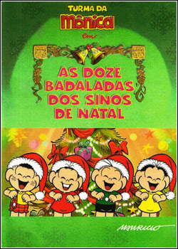 Download – Turma Da Mônica: As Doze Badaladas dos Sinos de Natal