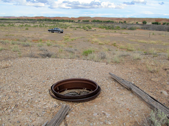 Cistern at Chaffin Ranch title=