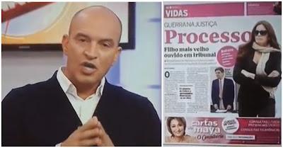 Nuno Graciano Arrasa Manuel Maria Carrilho Em Directo: «Você Droga-se Ou Injecta-se Com Lixívia?»