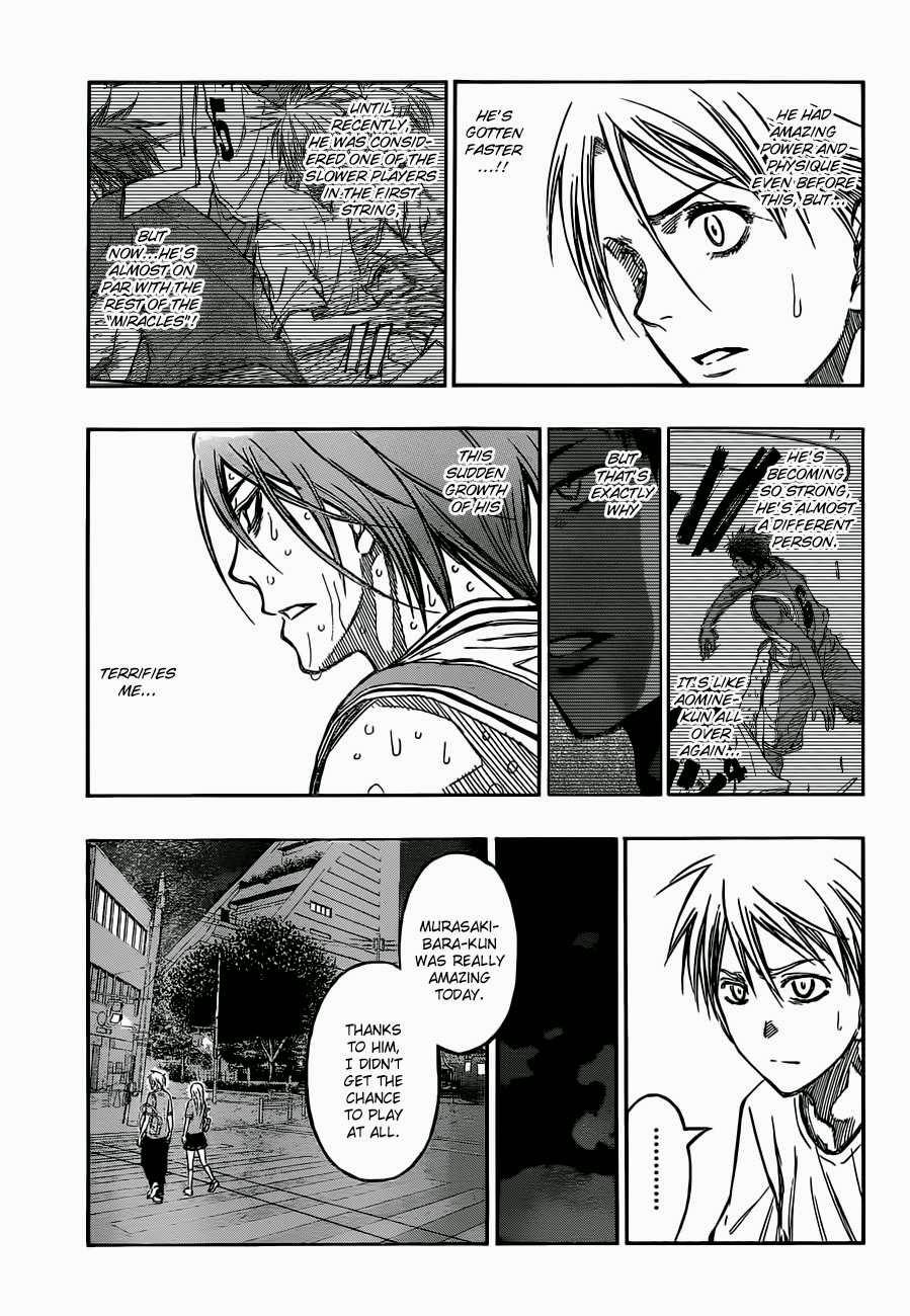 Kuroko no Basket Manga Chapter 220 - Image 05