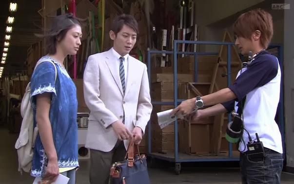 Yamada Yu, Koizumi Kotaro, Nishijima Takahiro