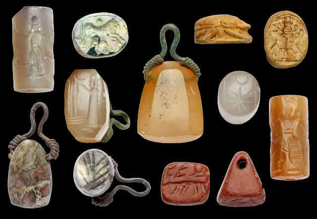 Treasure trove of amulets from ancient mystery cult unearthed